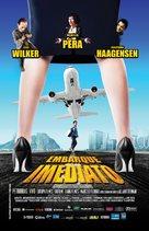 Embarque Imediato - Brazilian Movie Poster (xs thumbnail)