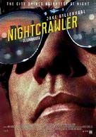 Nightcrawler - Finnish Movie Poster (xs thumbnail)