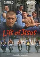 La vie de Jésus - DVD cover (xs thumbnail)