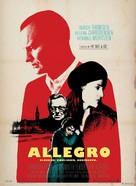 Allegro - German Movie Poster (xs thumbnail)
