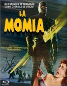 The Mummy - Spanish Movie Cover (xs thumbnail)