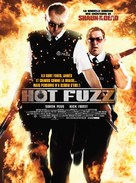 Hot Fuzz - French Movie Poster (xs thumbnail)