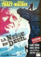 The Mountain - French Movie Poster (xs thumbnail)