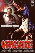 Carnosaur - German Movie Cover (xs thumbnail)