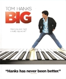 Big - German Blu-Ray cover (xs thumbnail)