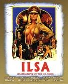 Ilsa, Harem Keeper of the Oil Sheiks - German Blu-Ray cover (xs thumbnail)