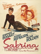 Sabrina - French Movie Poster (xs thumbnail)