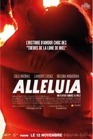 Alléluia - Belgian Movie Poster (xs thumbnail)