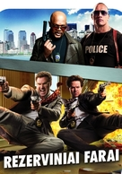 The Other Guys - Lithuanian Movie Poster (xs thumbnail)