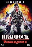 Braddock: Missing in Action III - Austrian Blu-Ray movie cover (xs thumbnail)