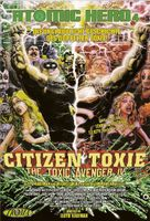Citizen Toxie: The Toxic Avenger IV - German Movie Poster (xs thumbnail)