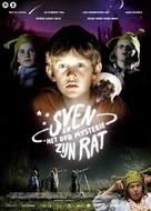 Svein og Rotta og UFO-mysteriet - Belgian Movie Poster (xs thumbnail)