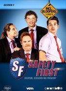 """Safety First"" - Belgian DVD movie cover (xs thumbnail)"