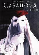 Il Casanova di Federico Fellini - Spanish Movie Cover (xs thumbnail)