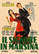 I Dood It - Italian Movie Poster (xs thumbnail)