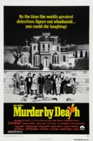 Murder by Death - Theatrical movie poster (xs thumbnail)