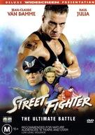 Street Fighter - Australian DVD movie cover (xs thumbnail)