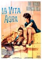 La vita agra - Italian Movie Poster (xs thumbnail)