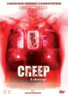 Creep - Italian Movie Poster (xs thumbnail)