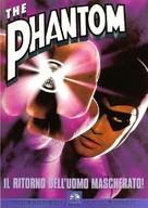 The Phantom - Italian DVD movie cover (xs thumbnail)