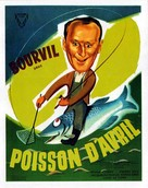 Poisson d'avril - French Movie Poster (xs thumbnail)