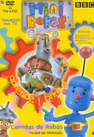 """""""Little Robots"""" - Portuguese DVD cover (xs thumbnail)"""