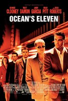 Ocean's Eleven - Movie Poster (xs thumbnail)