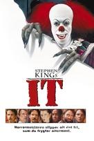 """It"" - Danish DVD movie cover (xs thumbnail)"