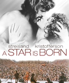 A Star Is Born - Blu-Ray movie cover (xs thumbnail)