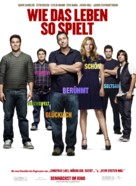 Funny People - German Movie Poster (xs thumbnail)