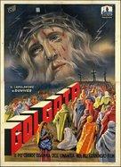 Golgotha - Italian Movie Poster (xs thumbnail)
