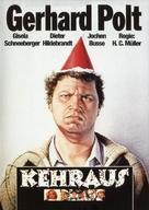 Kehraus - German Movie Poster (xs thumbnail)