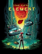 The Fifth Element - Blu-Ray movie cover (xs thumbnail)