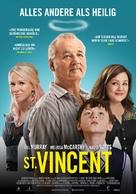 St. Vincent - German Movie Poster (xs thumbnail)