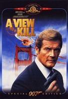 A View To A Kill - DVD movie cover (xs thumbnail)