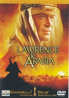 Lawrence of Arabia - Spanish DVD movie cover (xs thumbnail)
