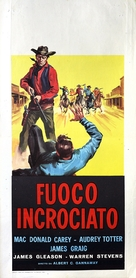 Man or Gun - Italian Movie Poster (xs thumbnail)