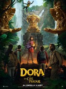Dora and the Lost City of Gold - French Movie Poster (xs thumbnail)