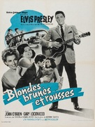 It Happened at the World's Fair - French Movie Poster (xs thumbnail)