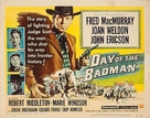 Day of the Bad Man - Movie Poster (xs thumbnail)