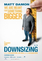 Downsizing - Egyptian Movie Poster (xs thumbnail)