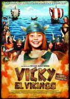 Wickie und die starken Männer - Spanish Movie Poster (xs thumbnail)