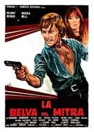 Belva col mitra, La - Italian Movie Poster (xs thumbnail)
