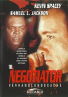 The Negotiator - German Movie Cover (xs thumbnail)