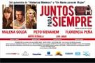 Juntos para siempre - Argentinian Movie Poster (xs thumbnail)
