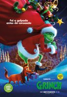 The Grinch - Portuguese Movie Poster (xs thumbnail)
