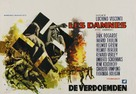 La caduta degli dei (Götterdämmerung) - Belgian Movie Poster (xs thumbnail)