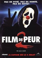 Scary Movie 2 - French Movie Poster (xs thumbnail)