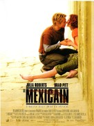 The Mexican - French Movie Poster (xs thumbnail)