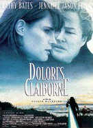 Dolores Claiborne - French Movie Poster (xs thumbnail)